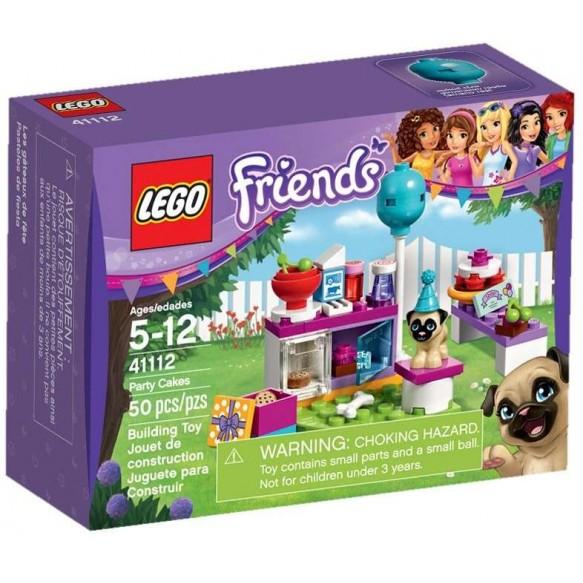 LEGO Friends 41112 Imprezowe ciasta 2016