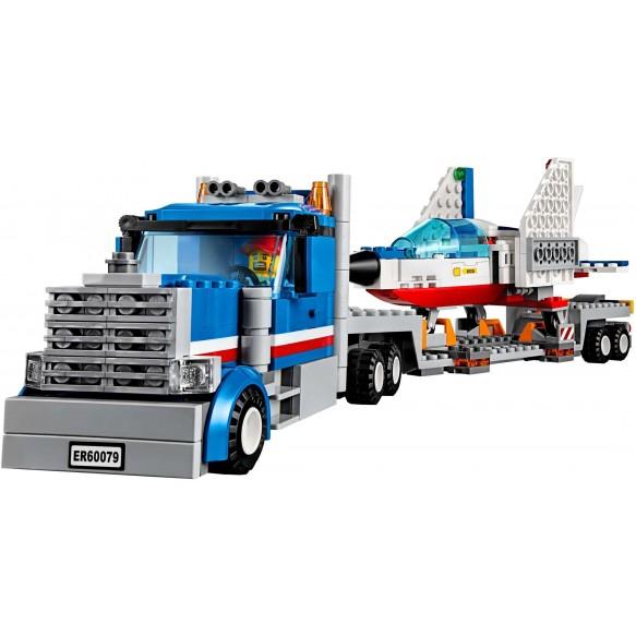 LEGO City 60079 Transporter odrzutowca