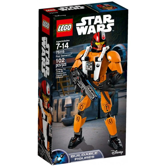 LEGO Star Wars 75115 Poe Dameron™