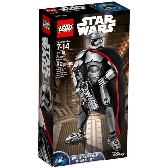LEGO Star Wars 75118 Kapitan Phasma™