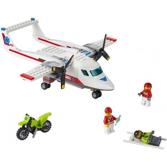 LEGO City 60116 Samolot ratowniczy
