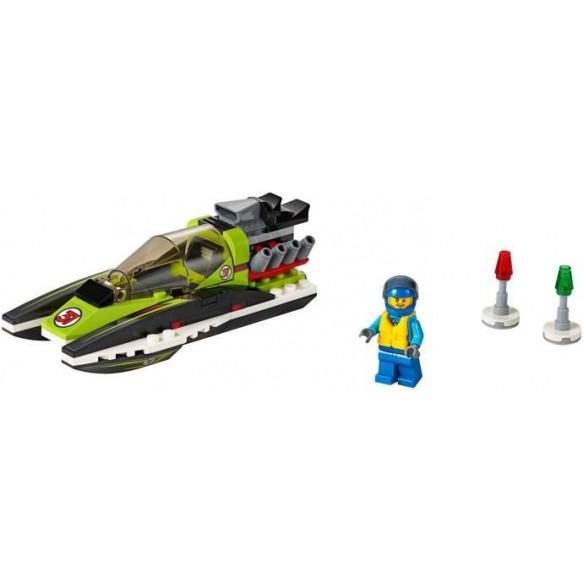 LEGO City 60114 Łódź wyścigowa 2016