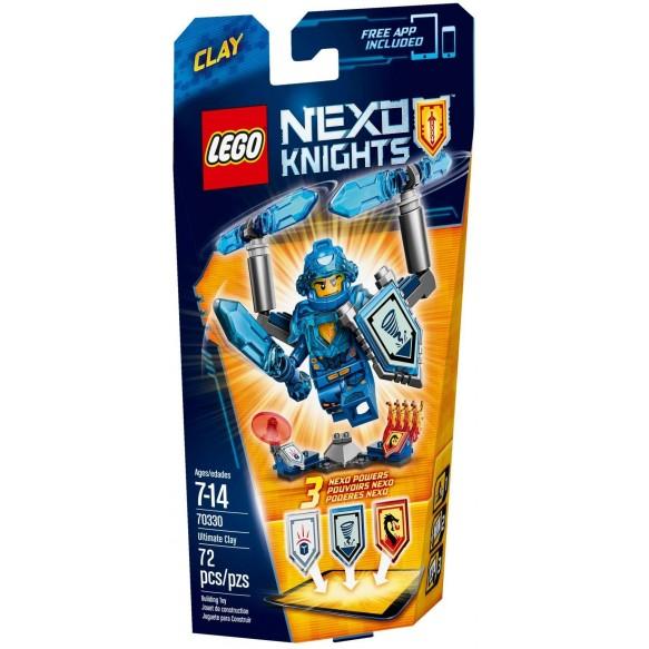 LEGO Nexo Knights 70330 Clay 2016