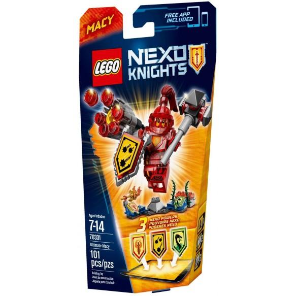 LEGO Nexo Knights 70331 Macy 2016