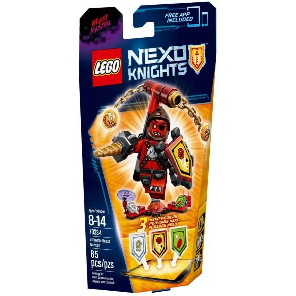 LEGO Nexo Knights 70334 Władca Bestii 2016