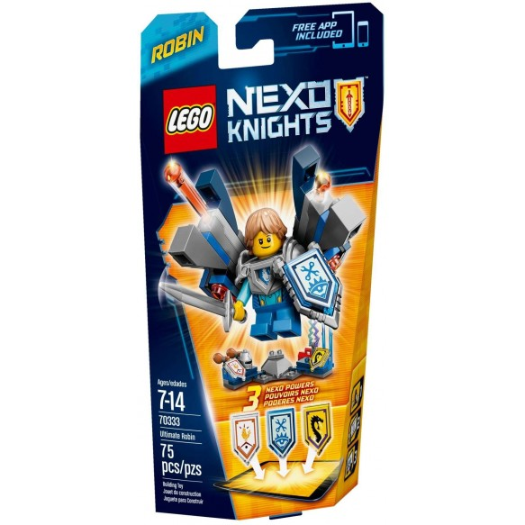 LEGO Nexo Knights 70333 Robin 2016