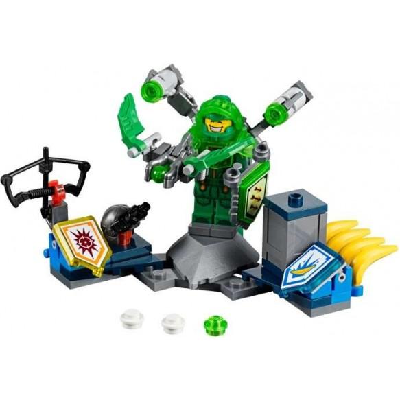 LEGO Nexo Knights 70332 Aaron 2016