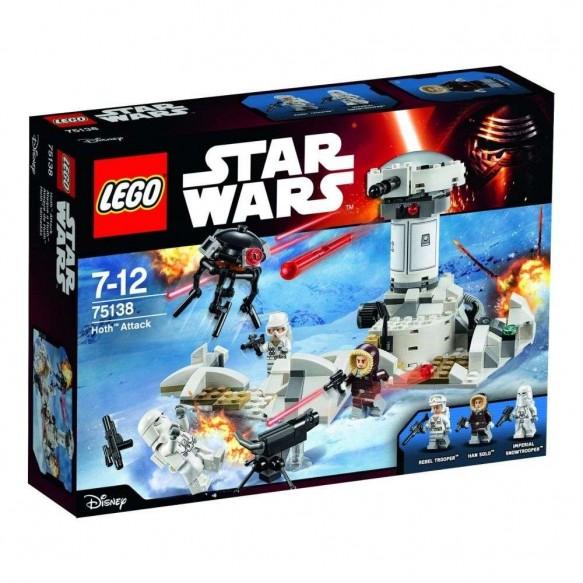LEGO Star Wars 75138 Atak Hoth™ 2016