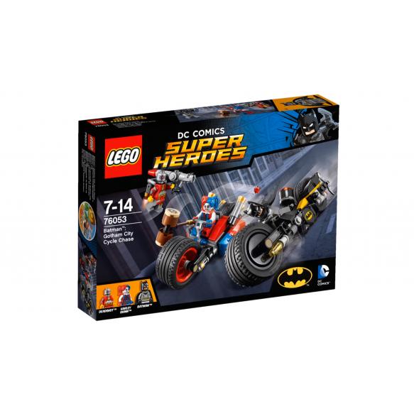 LEGO DC Universe Super Heroes 76053 Pościg w Gotham City 2016
