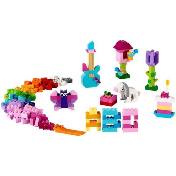 LEGO 10694 Kreatywne budowanie LEGO® w jasnych kolorach
