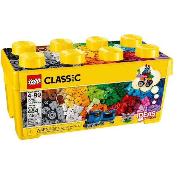 LEGO 10696 Kreatywne klocki LEGO®, średnie pudełko