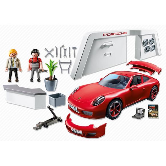 PLAYMOBIL 3911-Porsche 911 Carrera S 2016
