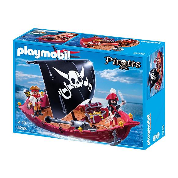 Playmobil 5298 Żaglówka trupiej czaszki