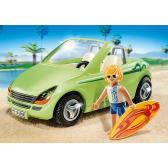 PLAYMOBIL 6069 Surfer z kabrioletem 2016