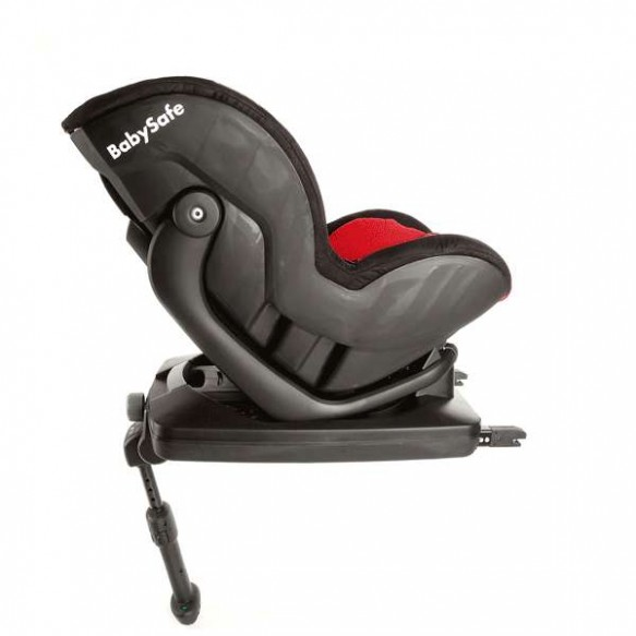 Fotelik BABYSAFE Westie-Black 0-18kg ISOFIX