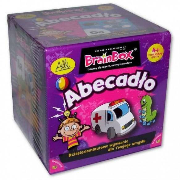 Brain Box Abecadło - gra