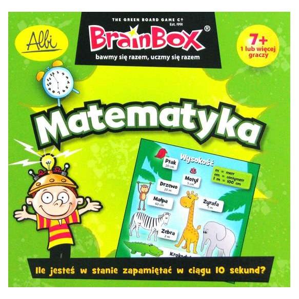 BrainBox Matematyka - gra na spostrzegawczość