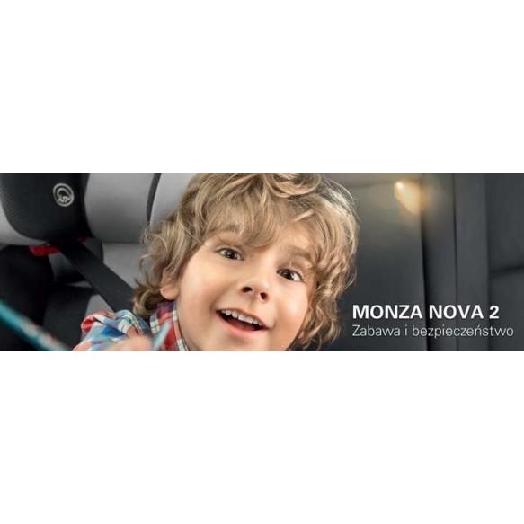 Recaro Monza Nova 2 Seatfix fotelik sam.15-36 kg CarbonBlack