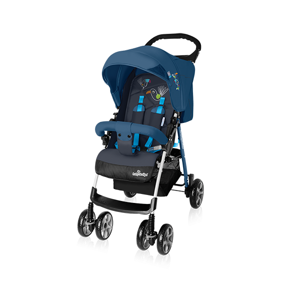 BABY DESIGN MINI WÓZEK SPACEROWY