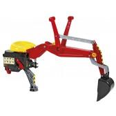 Rolly Toys Koparka doczepiana do traktora
