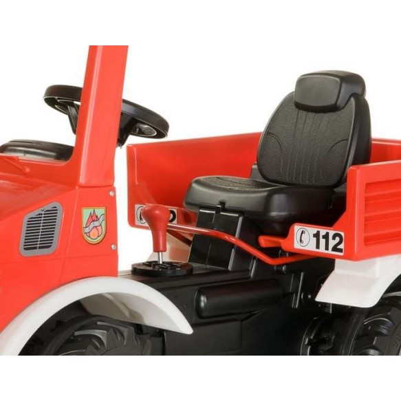 Samochód na pedały Mercedes Rolly Toys biegi