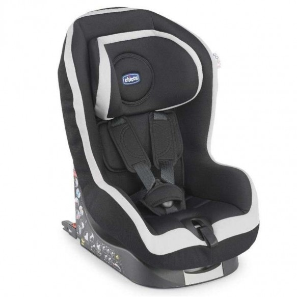 Chicco GO-ONE Isofix Fotelik 9-18 Kg Coal