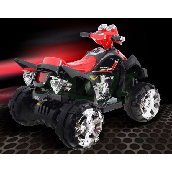 Quad 2x silnik -2 biegi 12v aku. RA9917-1