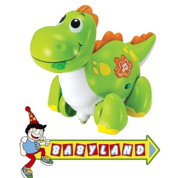 Smily WĘDRUJĄCY WOJTEK Dino Sterowany