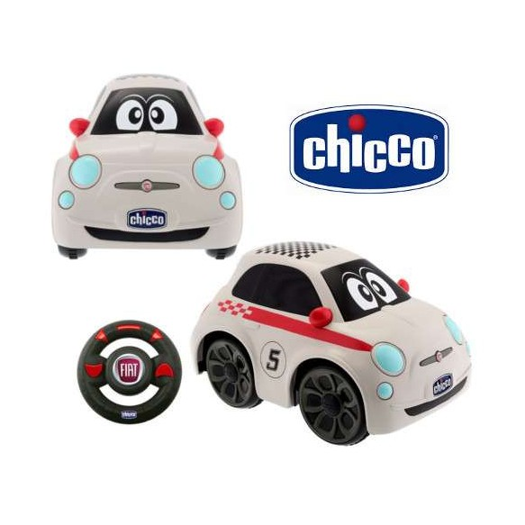 CHICCO SAMOCHÓD Fiat 500 Sport RC