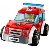 LEGO City 60110 Remiza strażacka