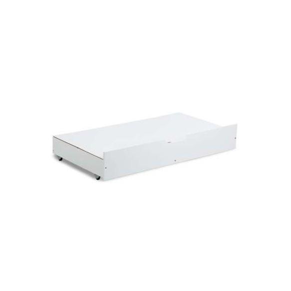 Łóżeczko Klupś Marsell białe 120x60 cm