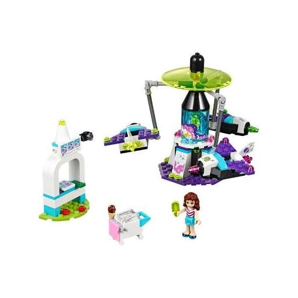 LEGO FRIENDS Kosmiczna Karuzela w Parku 41128