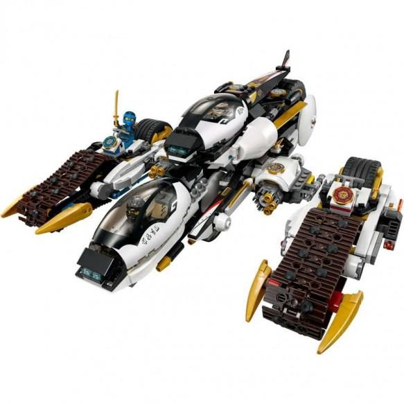 LEGO Ninjago 70595 Niewykrywalny pojazd