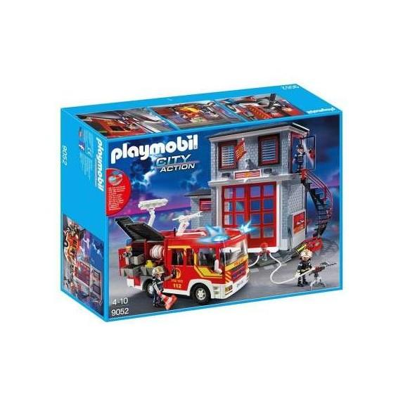 Playmobil Straż pożarna 9052