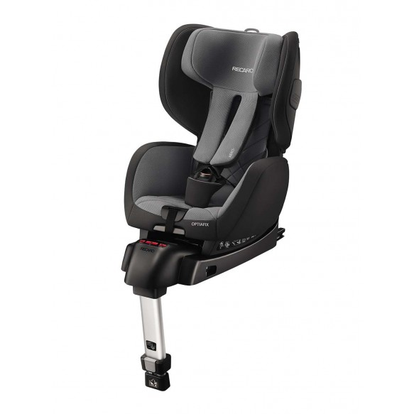 Fotelik 2017 RECARO OPTIA-fix 9-18kg Carbon Black