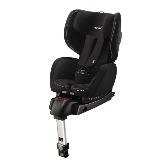 Fotelik RECARO OPTIA-fix 9-18kg Performance Black