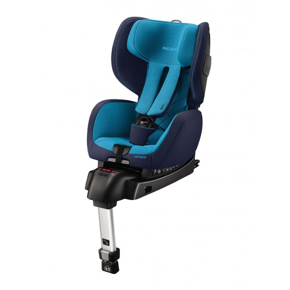 Fotelik RECARO OPTIA-fix 9-18kg Xenon Blue