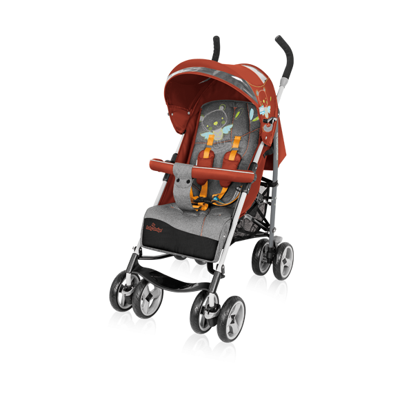 BABY DESIGN TRAVEL QUICK  WÓZEK SPACEROWY