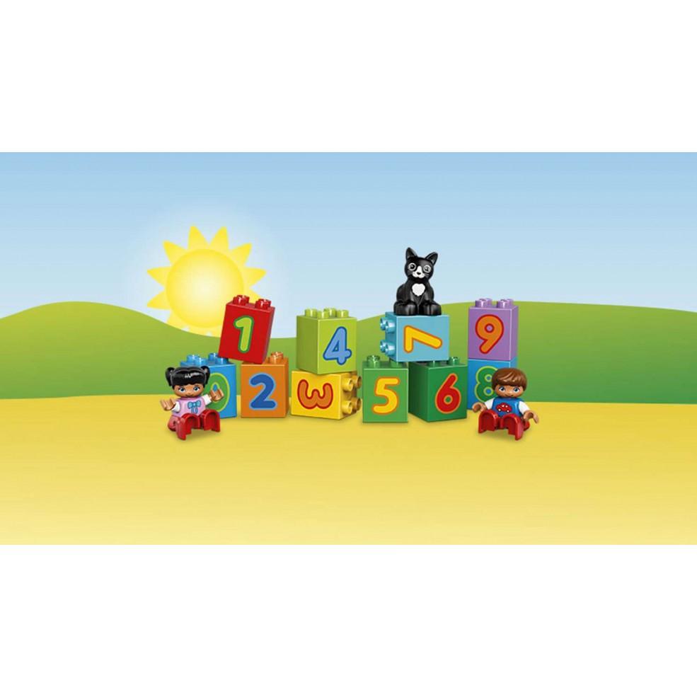 Lego Duplo 10847 Pociąg Z Cyferkami Babyland Lodz