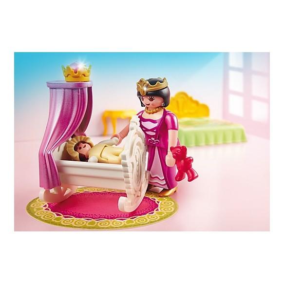 Playmobil 5146 Komnata sypialniana z kołyską