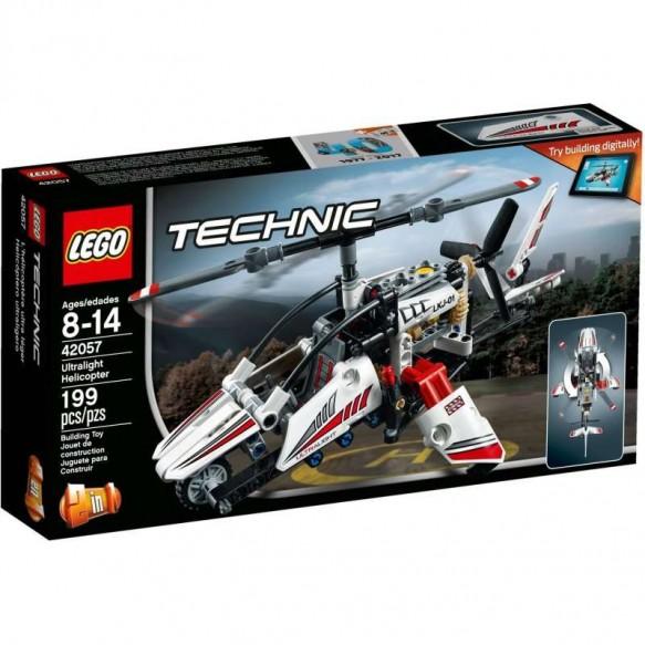LEGO Technic 42057 Ultra lekki helikopter