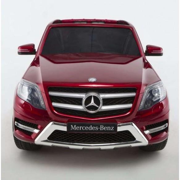 Pojazd Mercedes Benz GLK 350 czerwony lakier