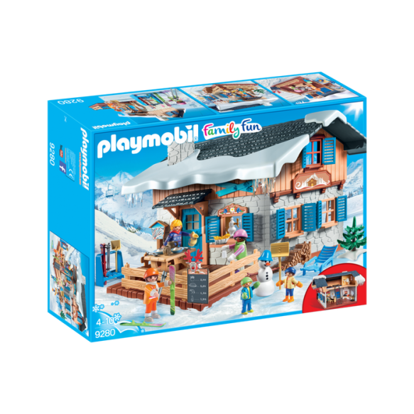Playmobil Family Fun 9280 Chata górska