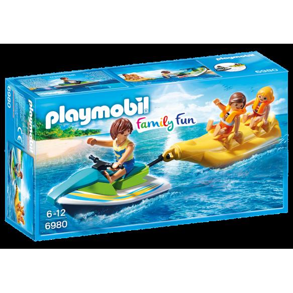 Jet ski z bananową łódką PLAYMOBIL 6980