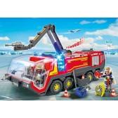Pojazd strażacki na lotnisku ze światłem 5337
