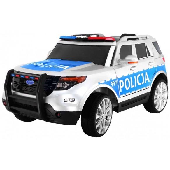 Pojazd SUV Polska Policja
