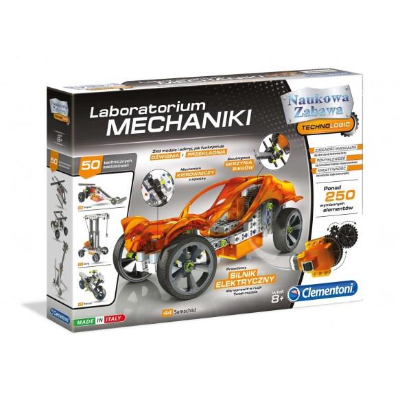 Clementoni Laboratorium Mechaniki