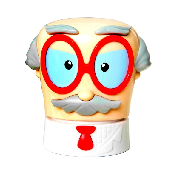 Dumel Discovery, gra edukacyjna Doktor euGeniusz