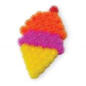 Bunchems kolorowe rzepy - zestaw podróżny 150 el.