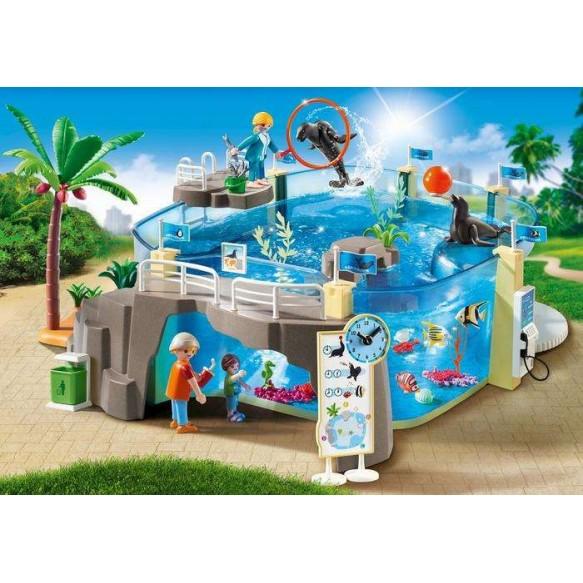 PLAYMOBIL 9060 Oceanarium Zoo
